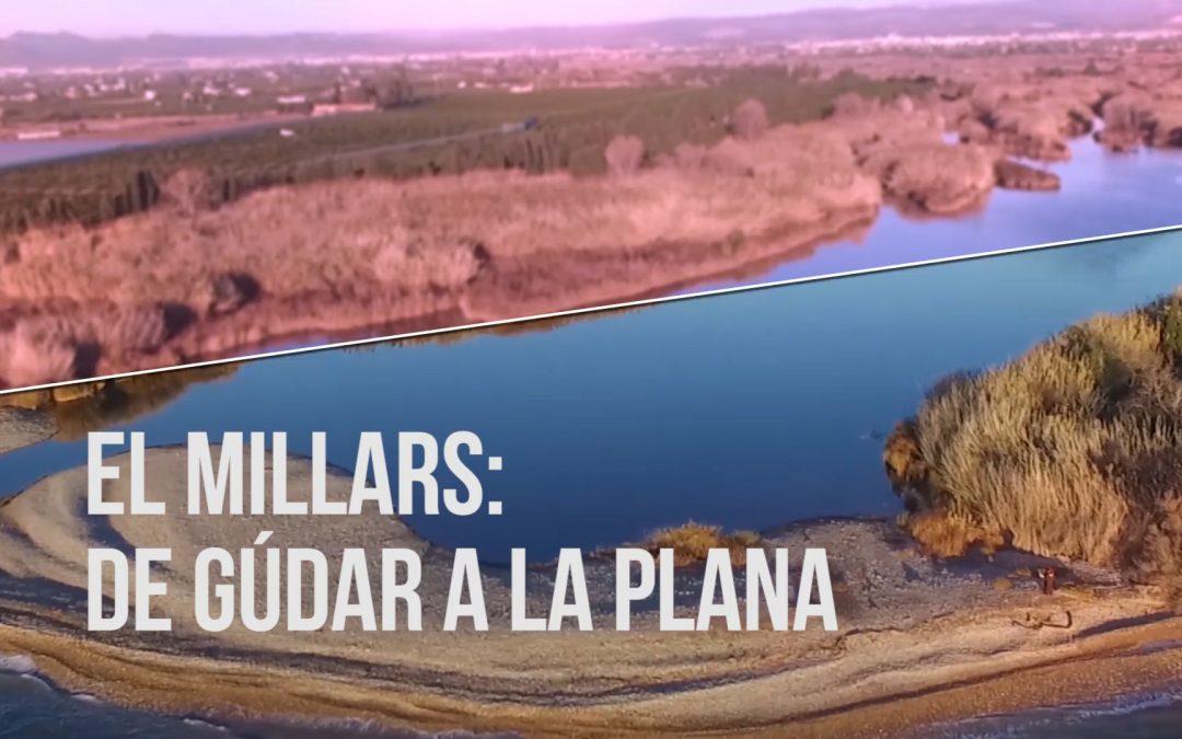 El Consorci del Paisatge Protegit de la Desembocadura del Millars estrena una sèrie de 12 reportatges audiovisuals per a promocionar l'espai fluvial