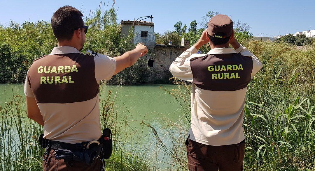 Es compleixen 10 anys de guarderia rural del Consorci del Paisatge Protegit de la Desembocadura del riu Millars