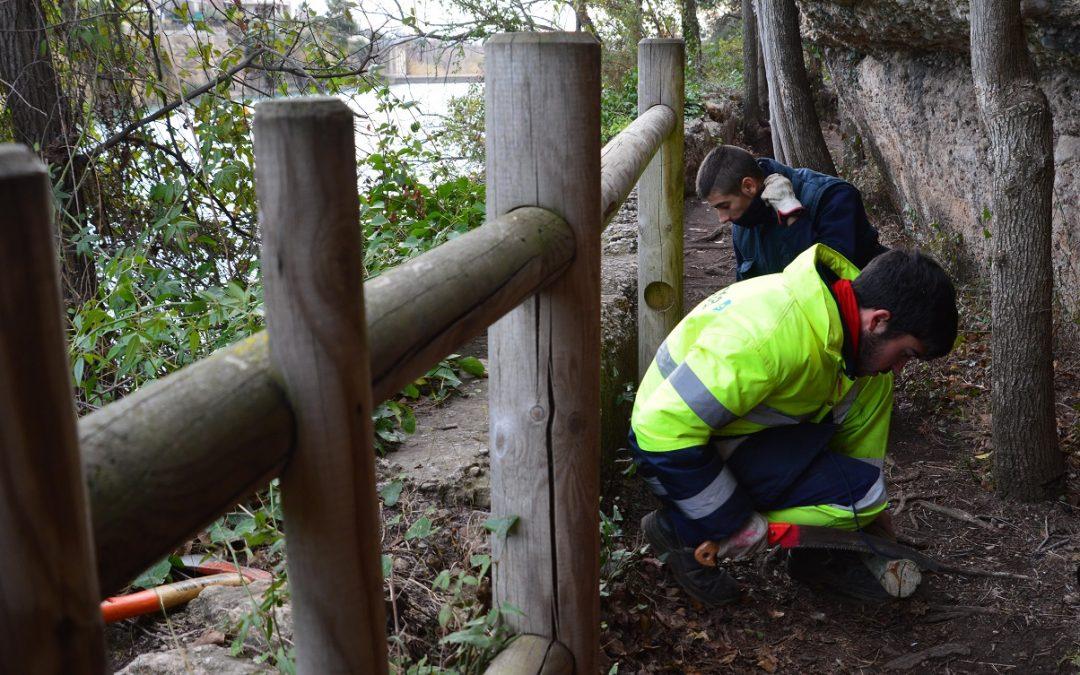 El Consorci riu Millars finalitza els treballs de rehabilitació de la senda botànica