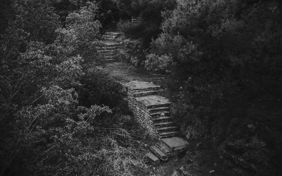 IV Concurs Fotogràfic. Escalera a la historia. Foto Juan García