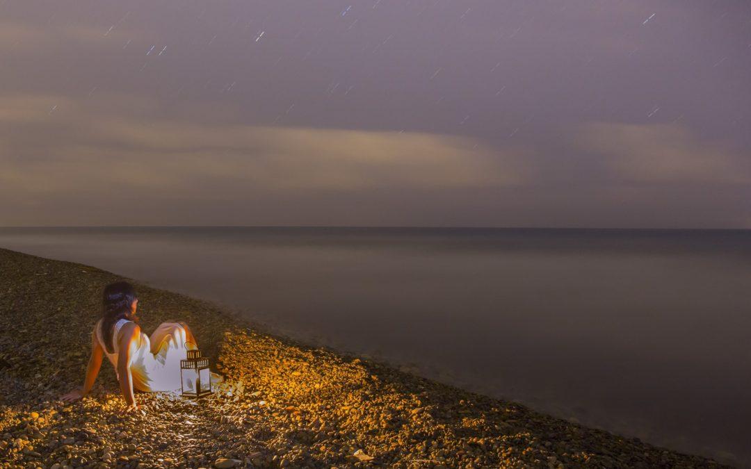 IV Concurs Fotogràfic. La Plana és una donzella que viu voreta la mar. Foto Juan Capella Peiró