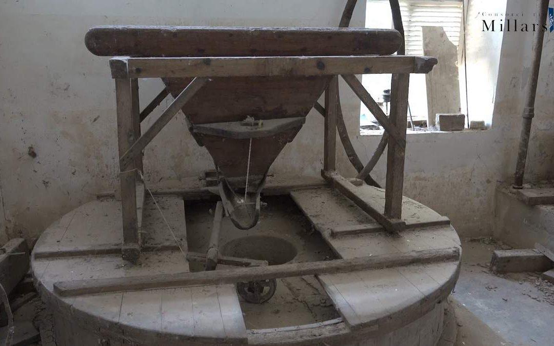 El Consorci gestor del Paisatge Protegit de la Desembocadura del riu Millars mostra els molins històrics