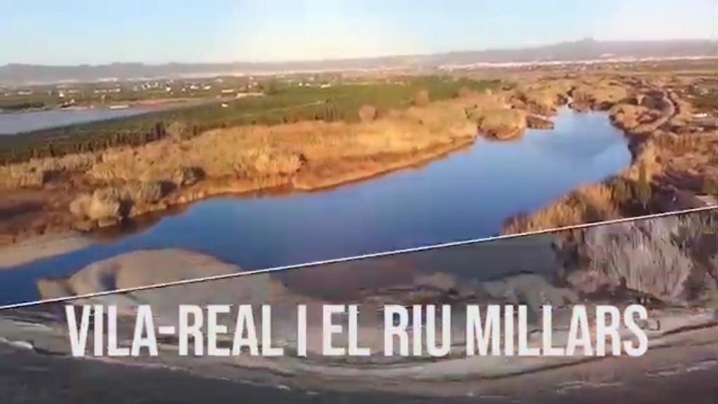 «Vila-real i el riu Millars» és el títol del documental per a promocionar el Paisatge Protegit de la Desembocadura