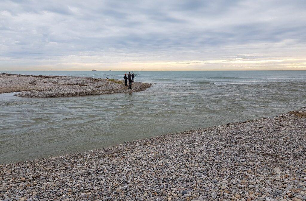 La Conselleria d'Emergència Climàtica i Transició Ecològica prohibeix la pesca a la desembocadura del riu Millars