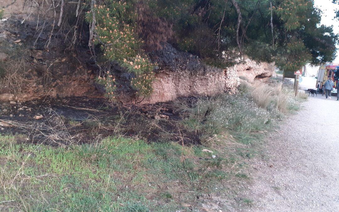 La Guàrdia Civil sorprén diversos menors botant foc en dos emplaçaments diferents del Paisatge Protegit de la Desembocadura del riu Millars